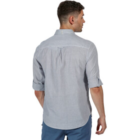 Regatta Banning LS Shirt Men ticking stripe